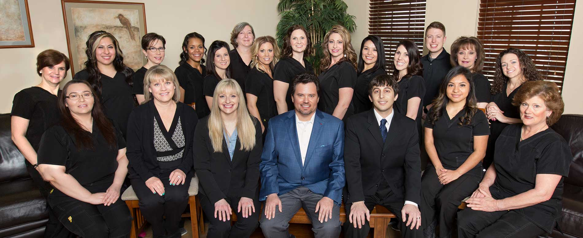 Honesty, integrity, timeliness, organization as well as quality care are synonymous with the practice of Waxahachie Family Dentistry.