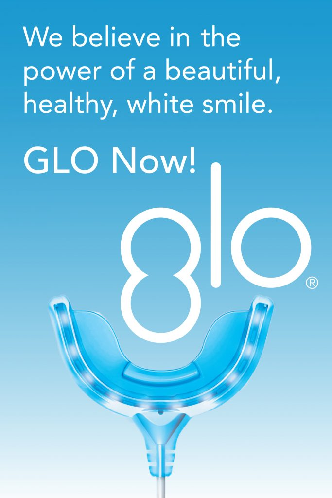 We believe in the power of a beautiful, healthy, white smile. GLO Now!