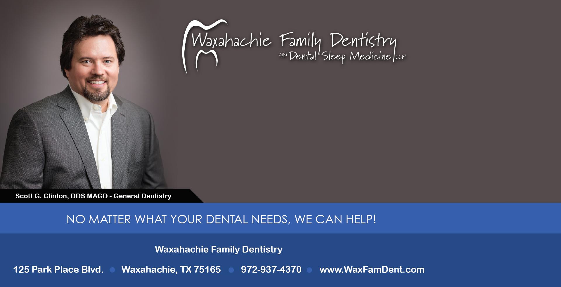 Family Dentist | Waxahachie & Ennis, TX | Waxahachie Family